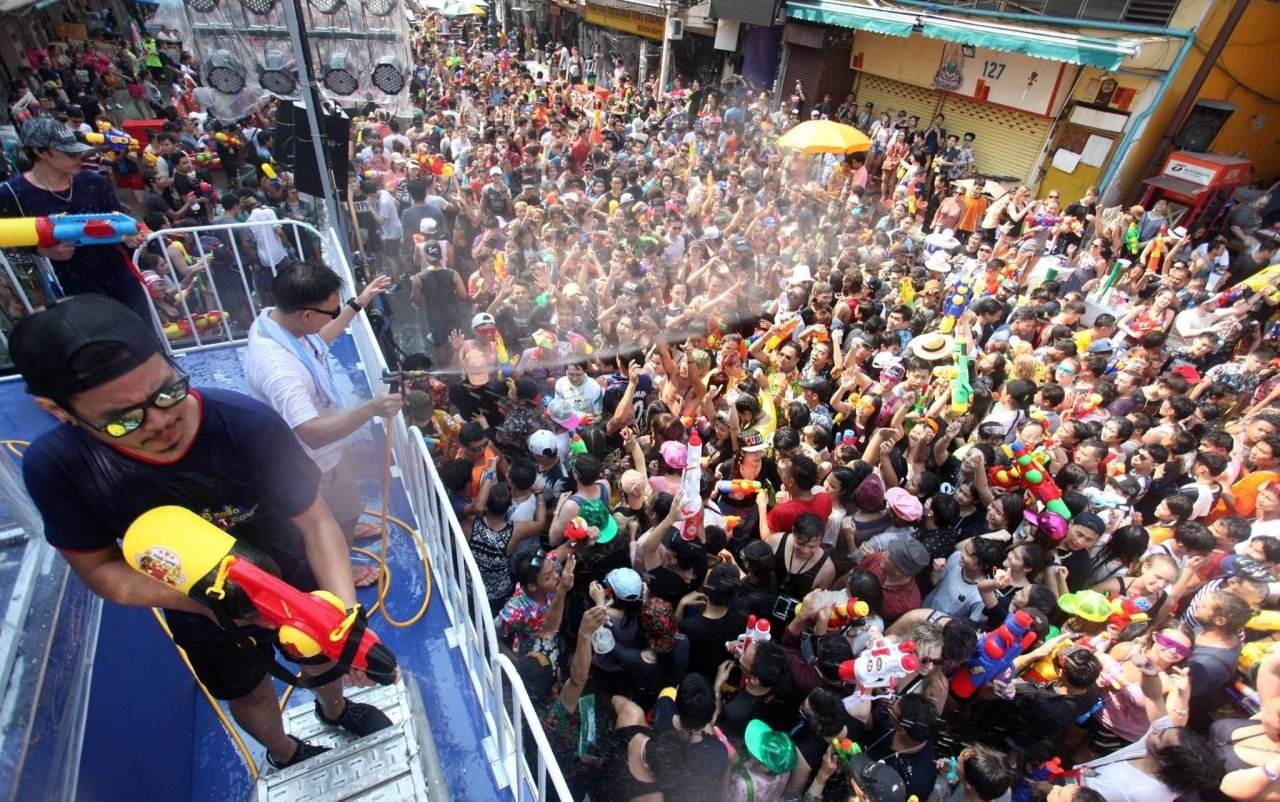 We're in for a bumper Songkran this year | Thaiger