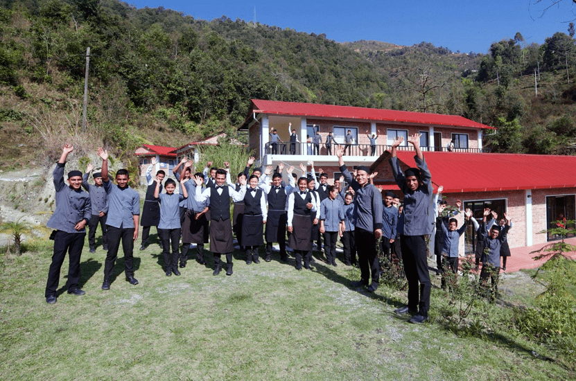 Founding partner of Pavilions Himalayas honoured for charitable work in Nepal | News by The Thaiger