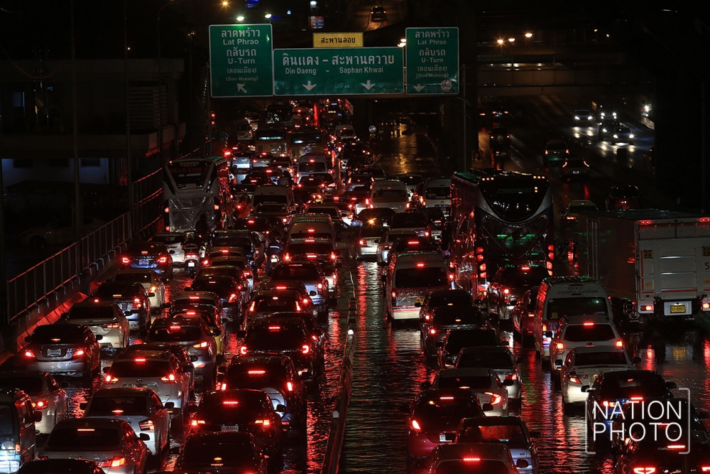 Storms hit Bangkok and Central regions | News by Thaiger