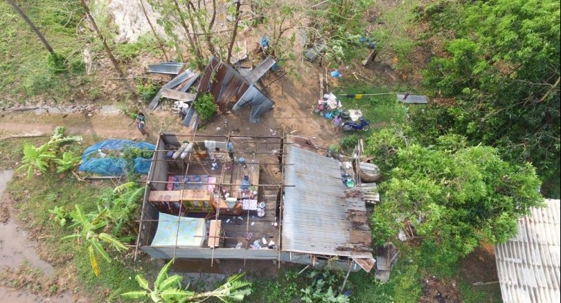 Storms wreak havoc in Chiang Rai and Phitsanulok | News by Thaiger