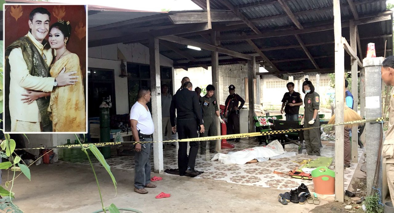 Briton admits to beating wife to death in Ubon Ratchathani | The Thaiger