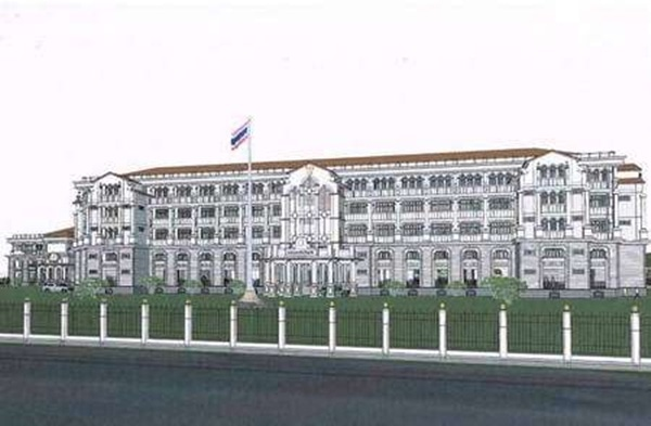 Search is on for a new contractor to complete Phuket Provincial Hall construction | News by Thaiger