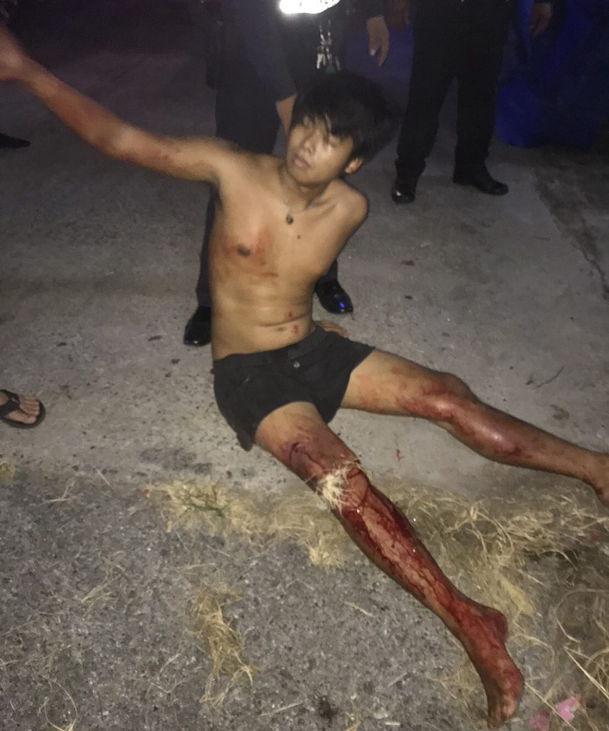 Dog owners shot by neighbour over loud dog barking in Wichit   News by Thaiger