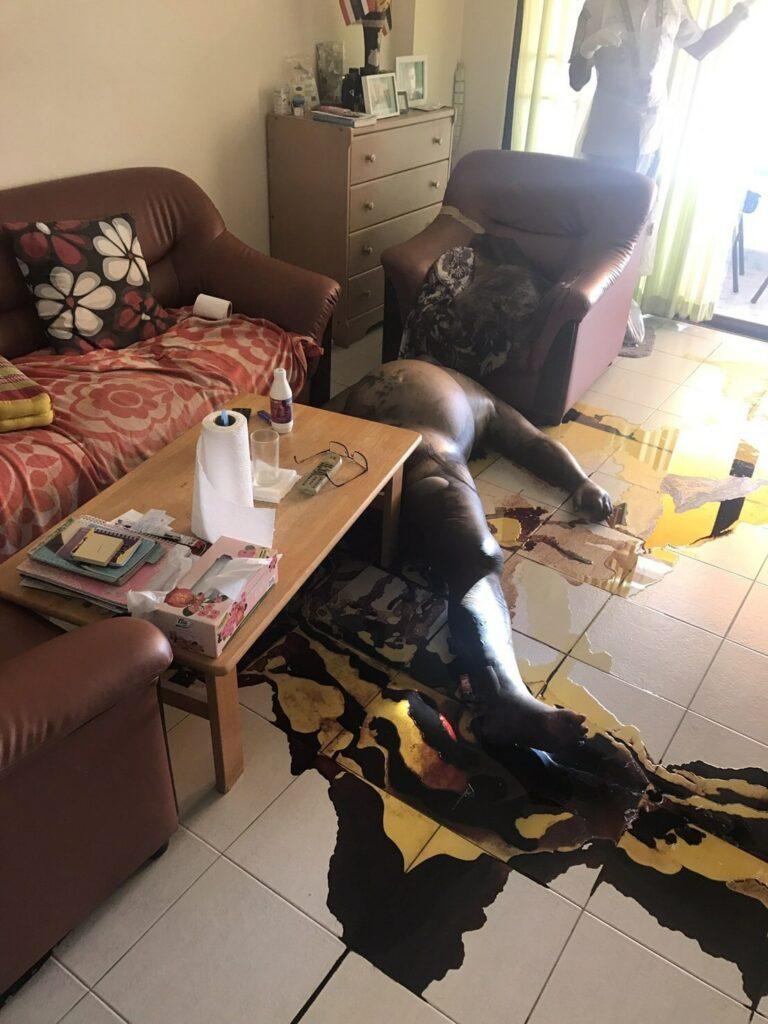 หนุ่มใหญ่ชาวฝรั่งเคสนอนเสียชีวิตภายในห้องพักเสียชีวิตมาแล้วไม่ตำ่กว่า 4 วัน | News by The Thaiger