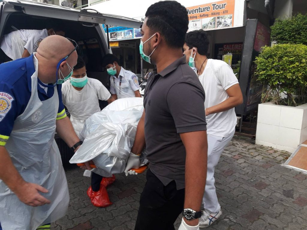 A French man found dead in Patong hotel room   News by Thaiger