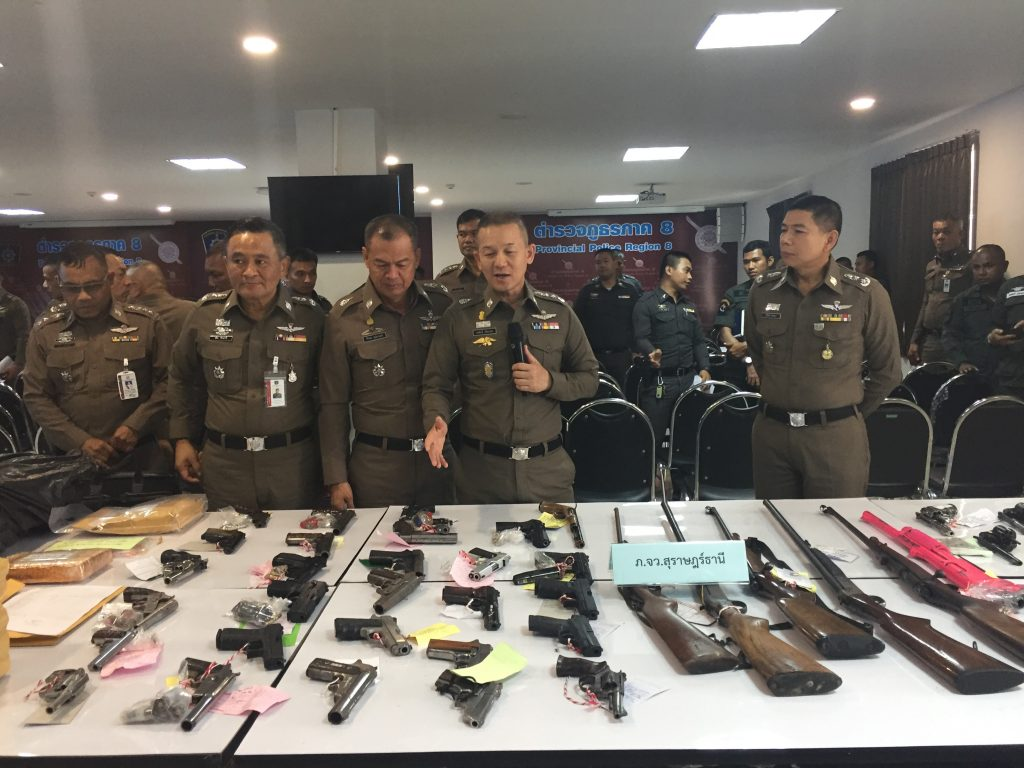 Big crime crackdown before Songkran | News by Thaiger
