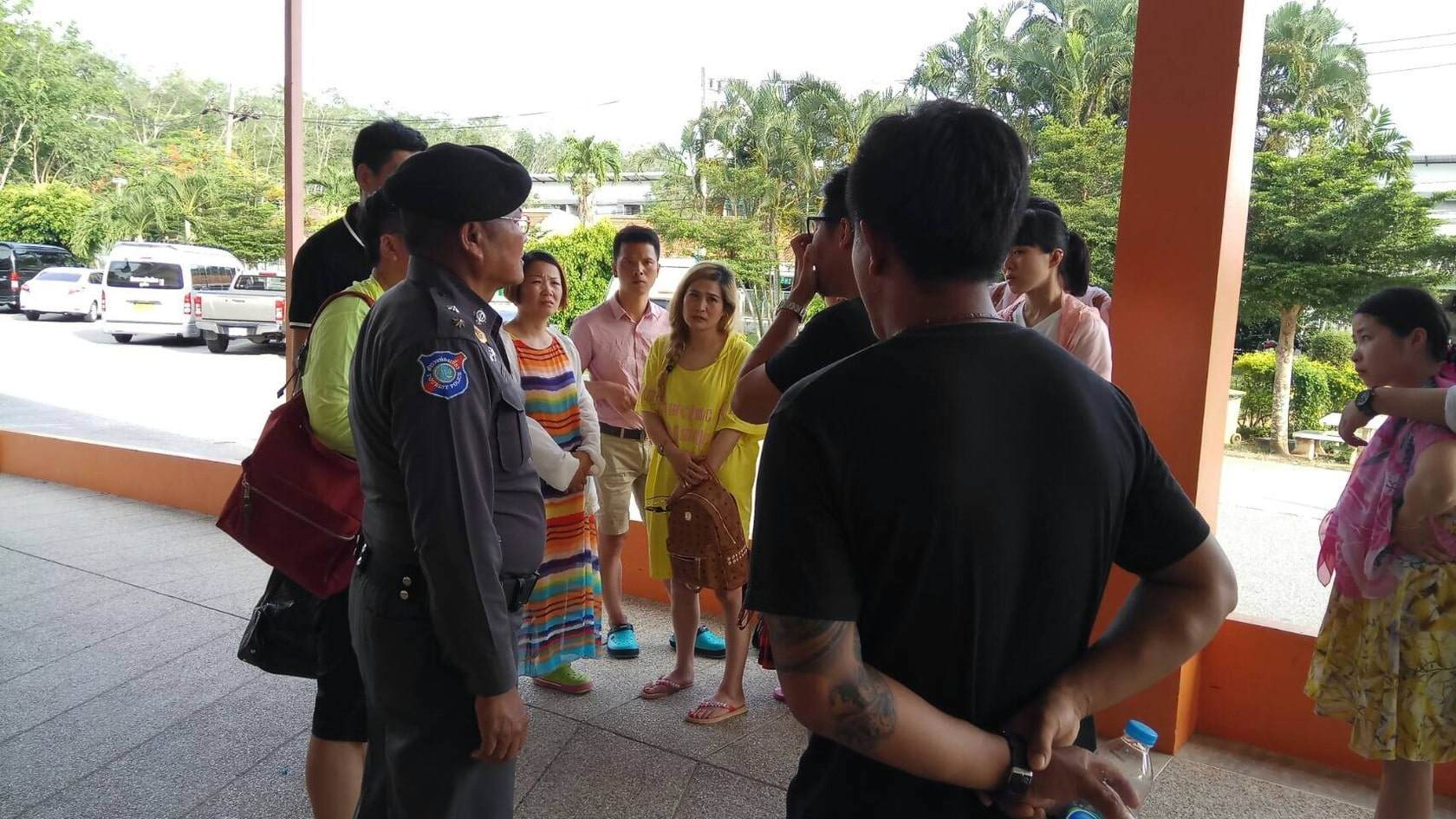 Chinese tourist died after parasailing | The Thaiger