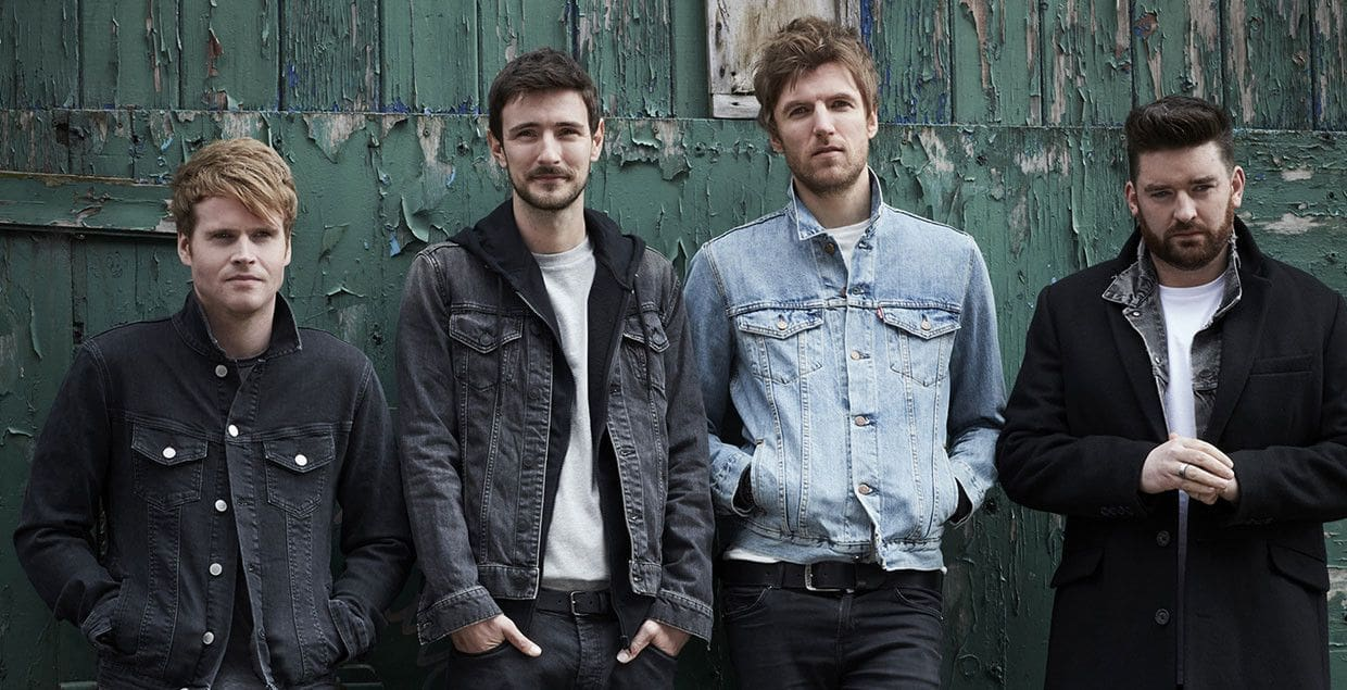 "TOONS TUNES – KODALINE ""FOLLOW YOUR FIRE"" 