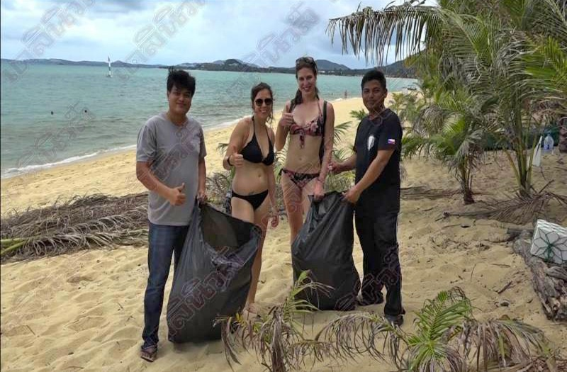 Who's keeping Thailand's beaches clean? | News by Thaiger