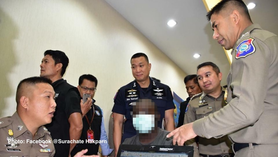 Romance gang busted by tourist police | The Thaiger