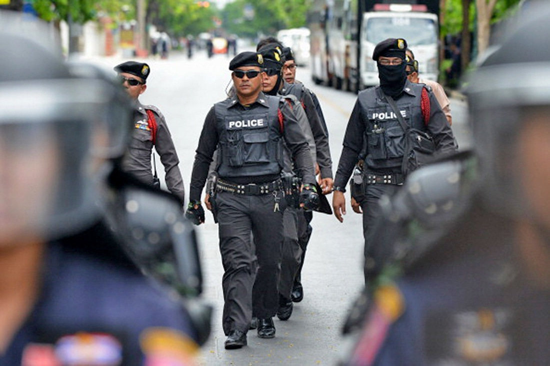 Reform committee might go for complete rewrite of National Police Bill | The Thaiger