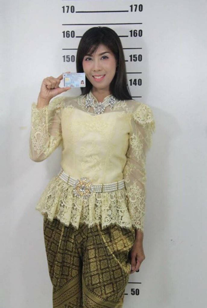 Thai soap opera inspires traditional dress for ID cards   News by Thaiger