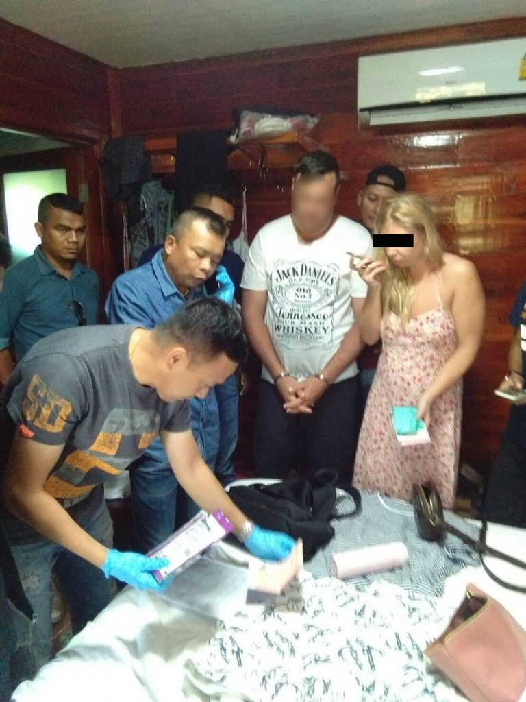 Russian robber in Krabi arrested for stealing iPhone X | News by Thaiger