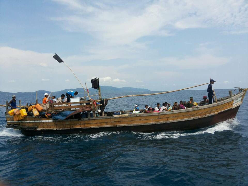 56 Rohingya found near Lanta Island have left for Malaysia | News by Thaiger