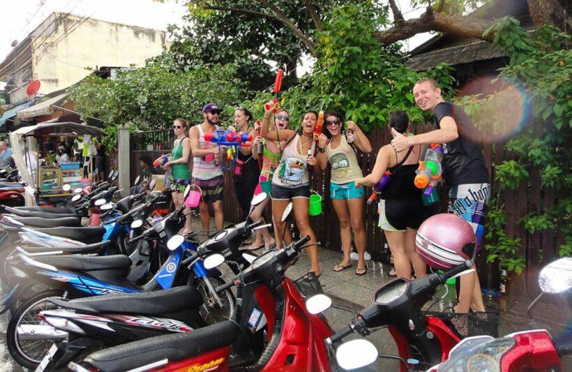 Songkran revenues flow whilst hot-season temperatures soar   The Thaiger
