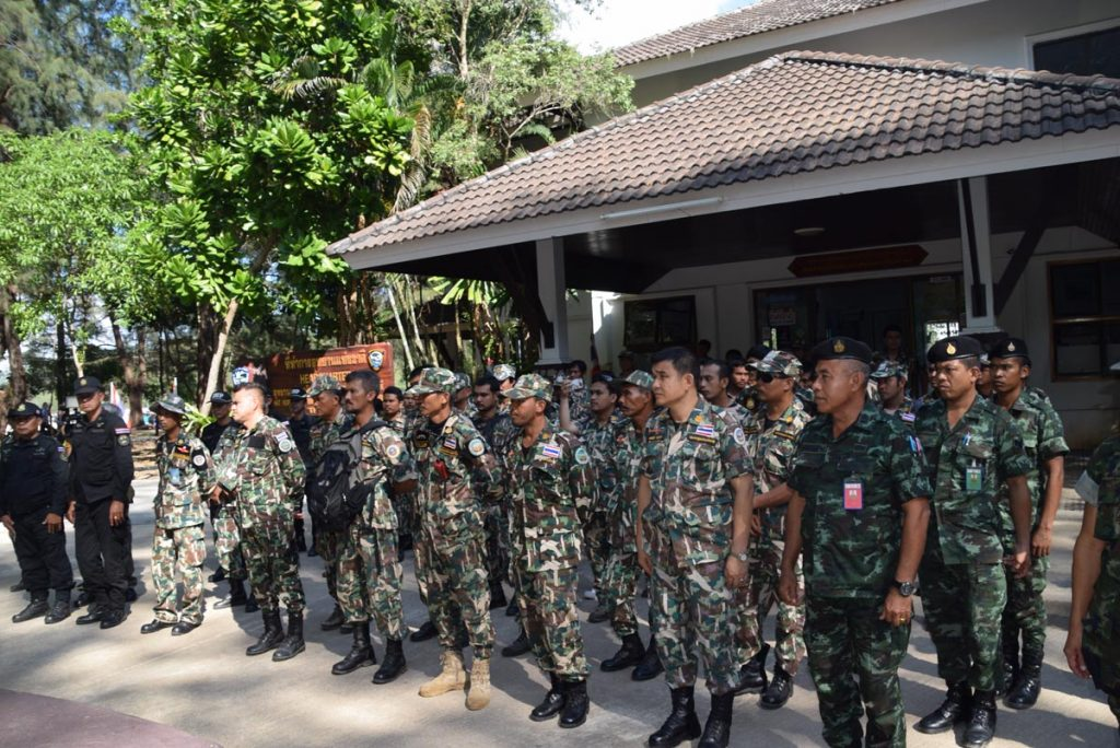 Officials raze illegal plantations in Krabi | News by The Thaiger