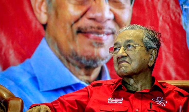 Stunning Malaysian election result ousts Barisan Nasional | News by The Thaiger
