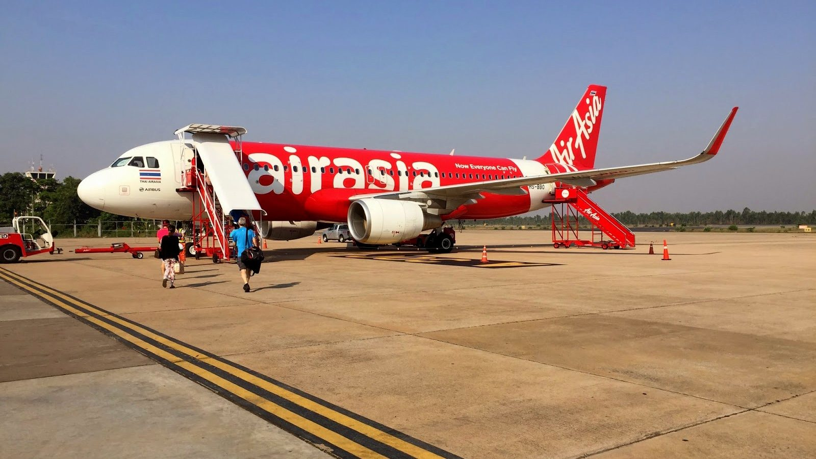 Hua Hin and Khon Kaen to get extra flights from Air Asia | The Thaiger