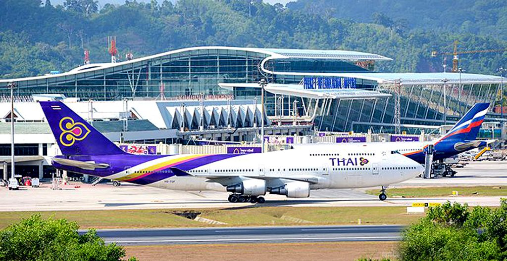 New airports approved for Phuket and Chiang Mai | News by The Thaiger