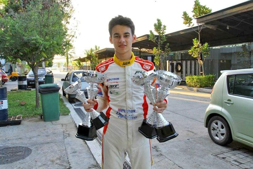 Thai Kane Shepherd heads to F3 Asian Championship 2018 | Thaiger