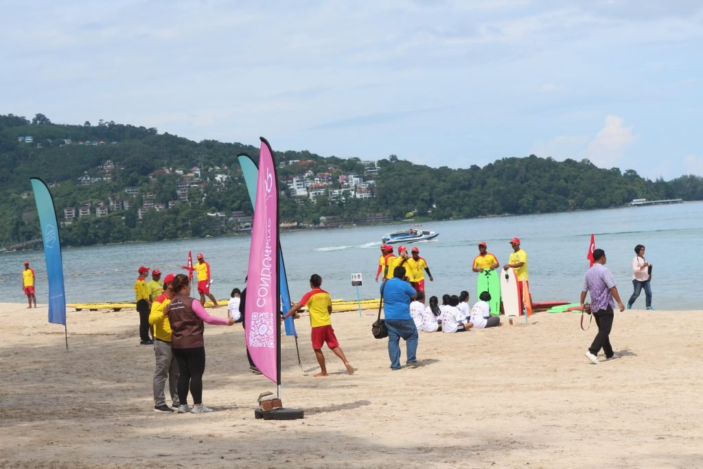 Phuket officials urged to push ahead with 'Smart Beach' project | News by Thaiger