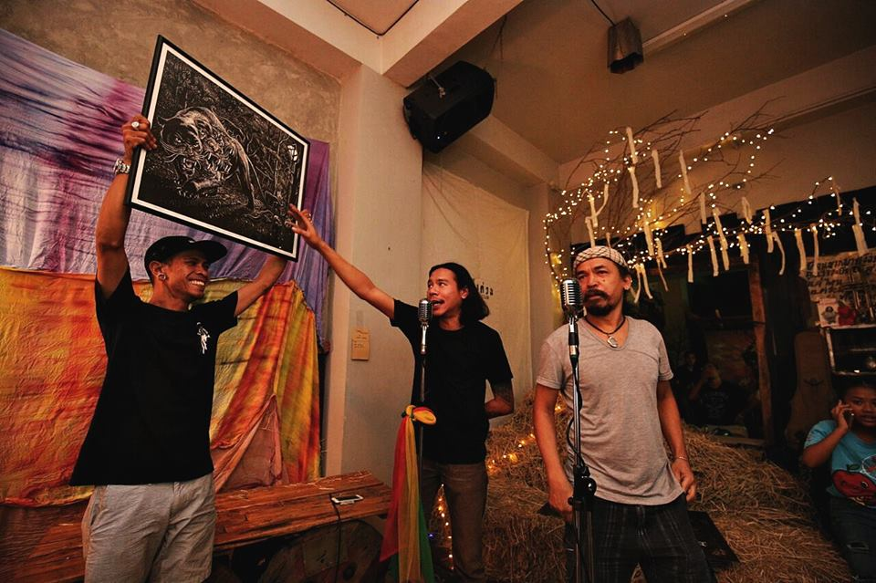 Phuket street art group calls for justice over Premchai black panther case | The Thaiger
