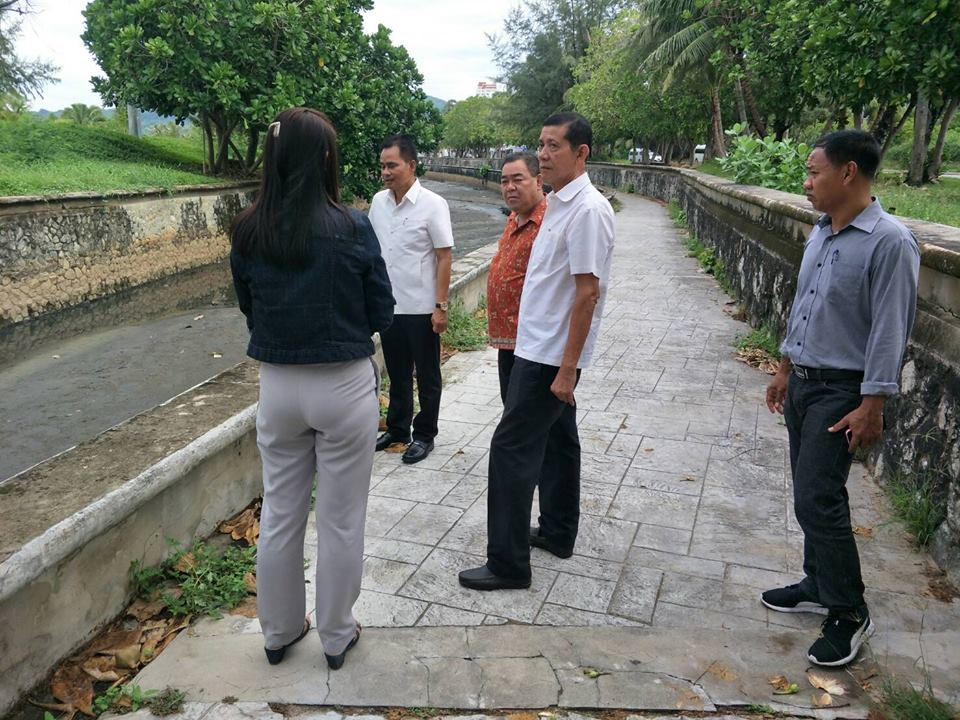Planned projects for Karon wastewater treatment   News by Thaiger