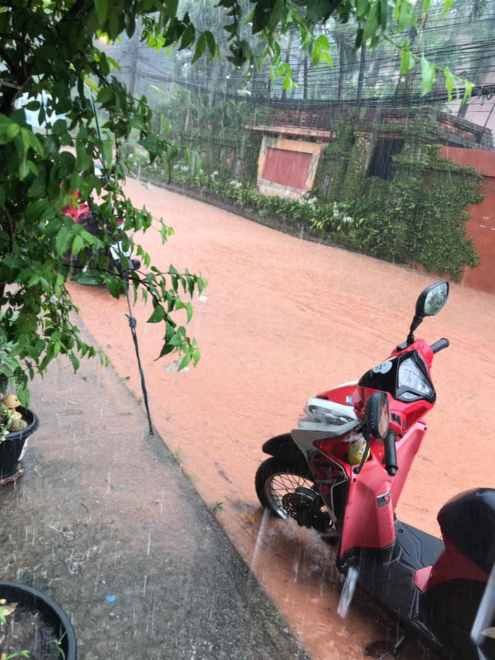 Rain expected in many provinces in Thailand up to the weekend | The Thaiger