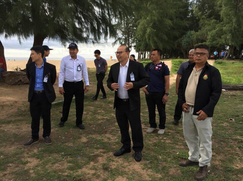 Airport warns of taking photos of landing aircraft at Nai Yang Beach | News by Thaiger