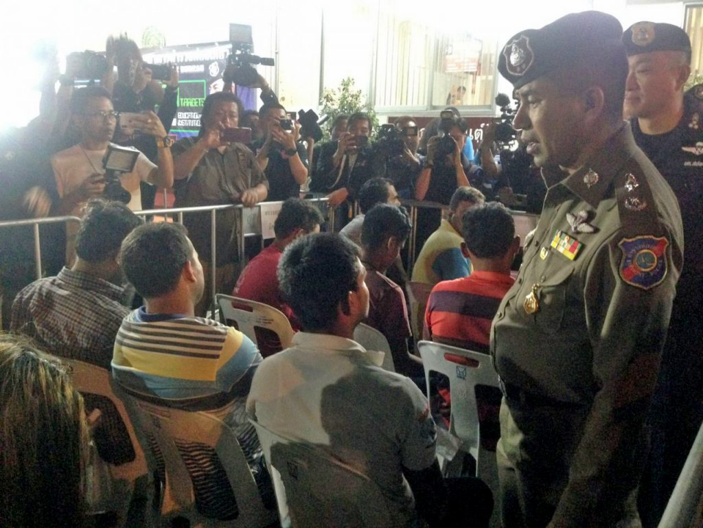 10th 'X-Ray Outlaw Foreigner' sting - another 63 foreigners arrested | News by Thaiger