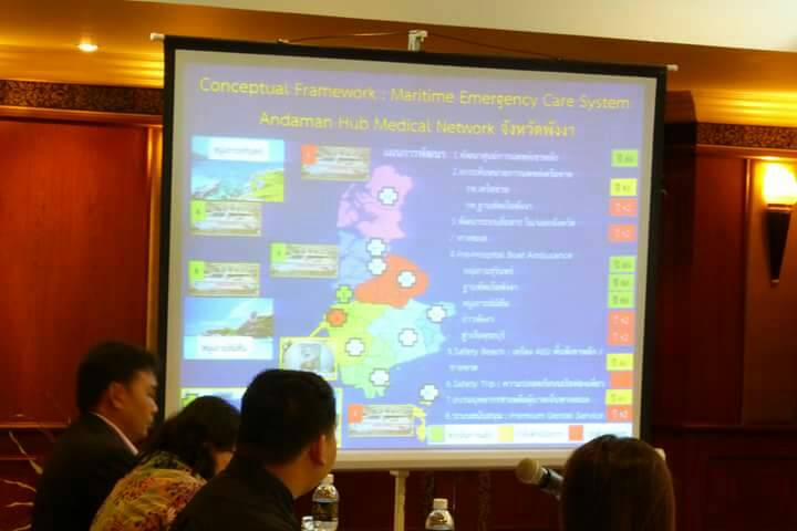 Phuket hosts Andaman marine rescue 'brainstorm' | The Thaiger