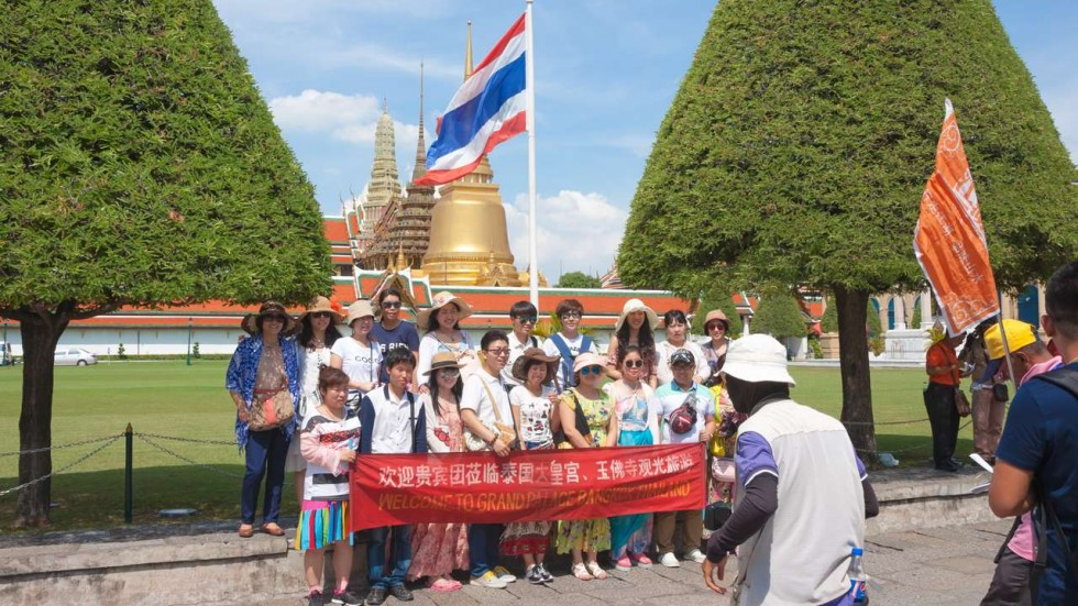 Chinese tourism to Thailand poised to top 10 million per annum   The Thaiger