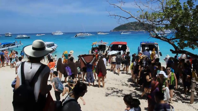 Similan National Park to close for five months | The Thaiger
