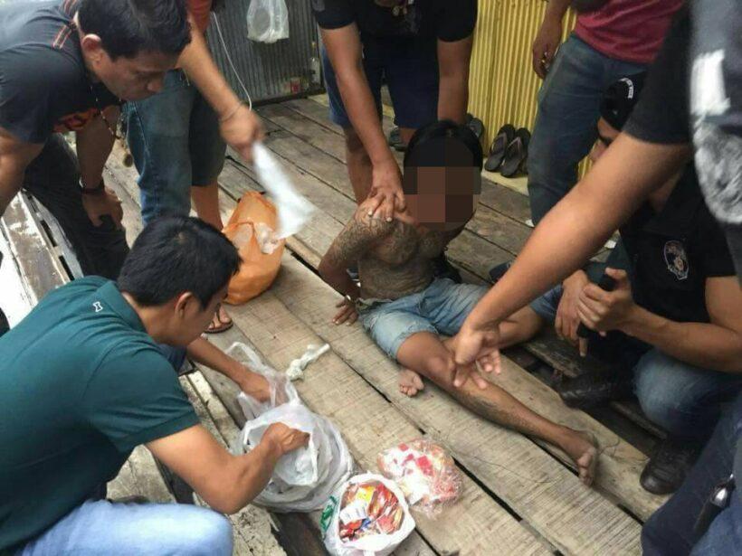 รวบแล้วชายที่ก่อเหตุลักทรัพย์ภายในร้านทองธเนศ ฮก สารภาพทำเพราะไม่มีเงิน | News by The Thaiger