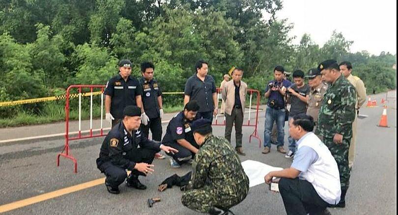 Alleged cop killer gunned down in Kalisan | The Thaiger