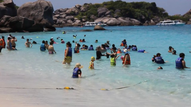 Similan National Park to close for five months | News by The Thaiger
