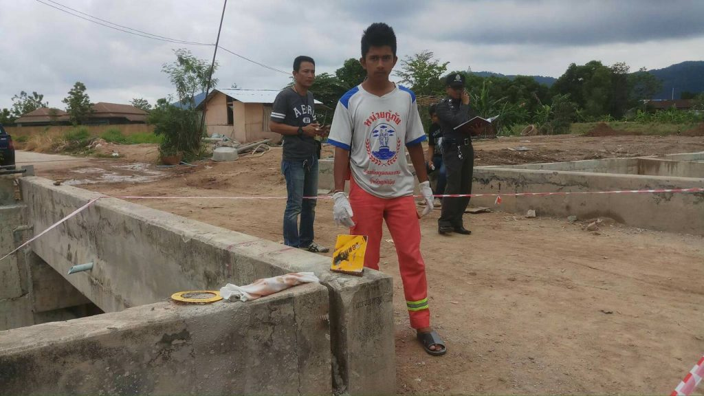 Four month old foetus found in Chalong canal | News by Thaiger