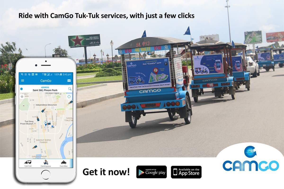 CamGO adding more 'autorickshaws' to its Cambodian fleet | The Thaiger