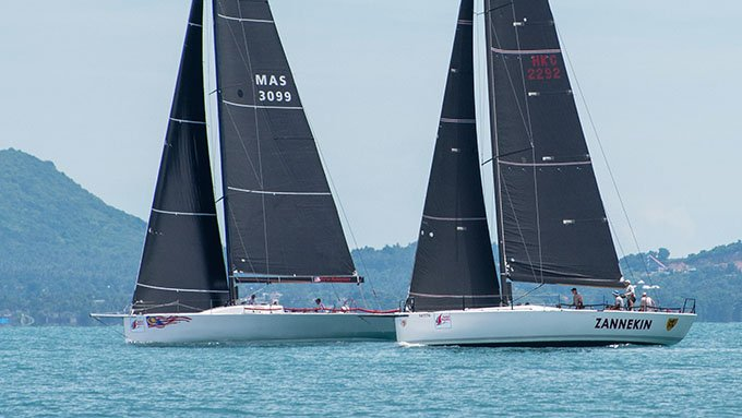 Seconds in it on Day 3 of Samui Regatta | News by Thaiger