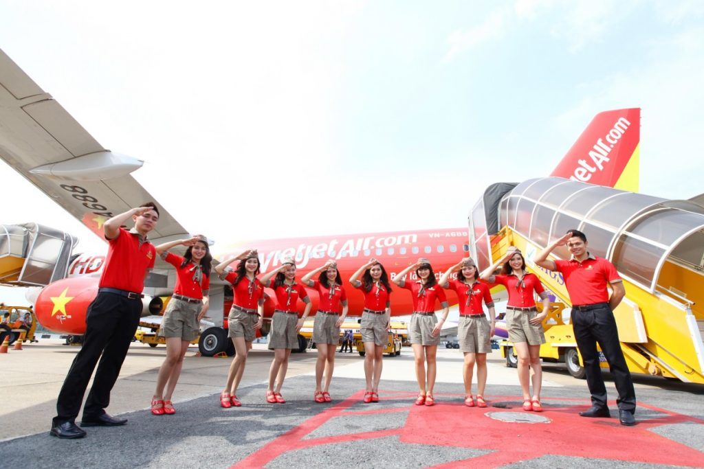 Low cost flying fleets triple in five years | News by The Thaiger