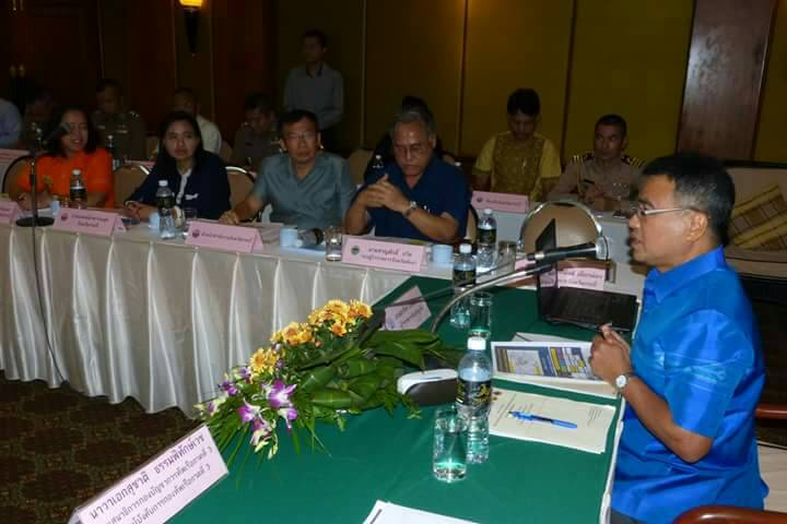 Phuket hosts Andaman marine rescue 'brainstorm' | News by The Thaiger