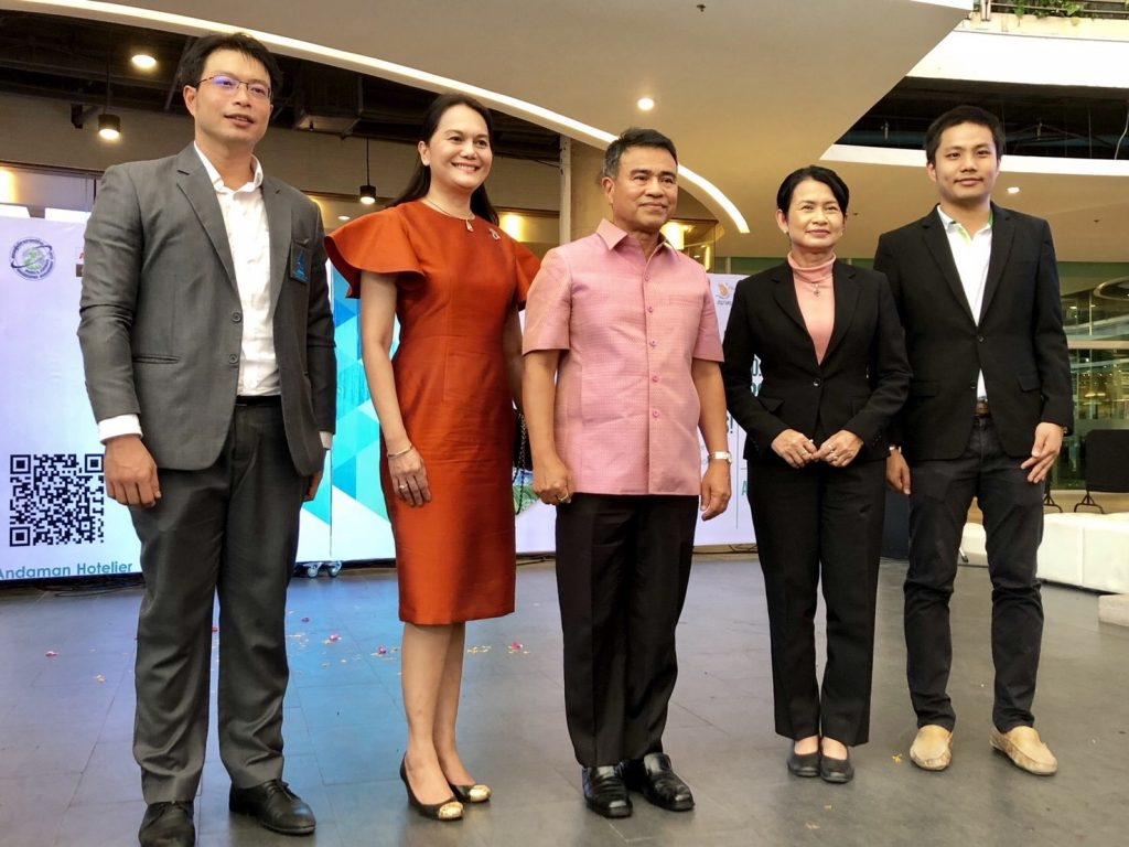 Andaman Hotelier and Tourism Fair 2018 to be held next month | News by Thaiger