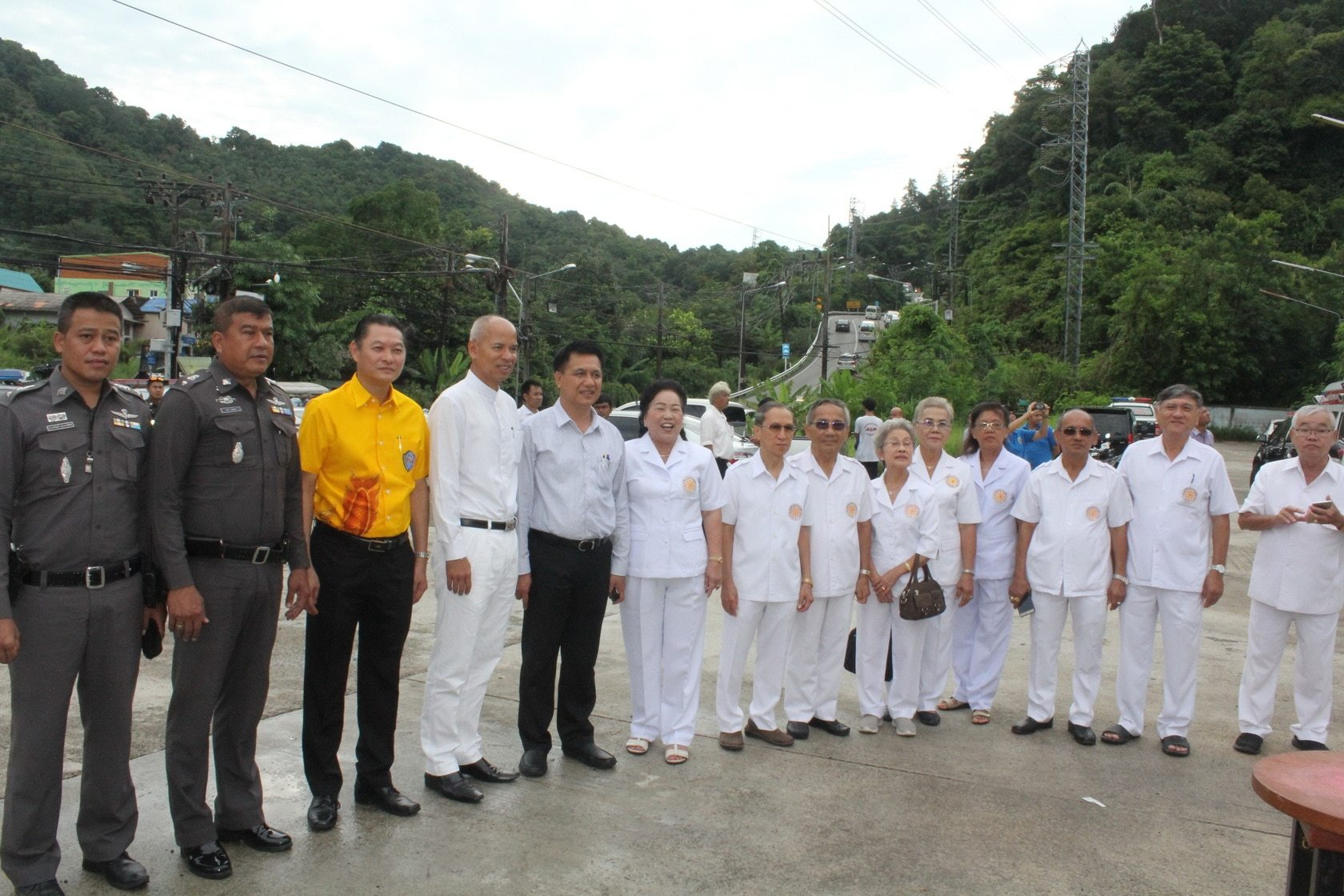 New Kusoldharm rescue office branch launched at base of Patong Hill | Thaiger