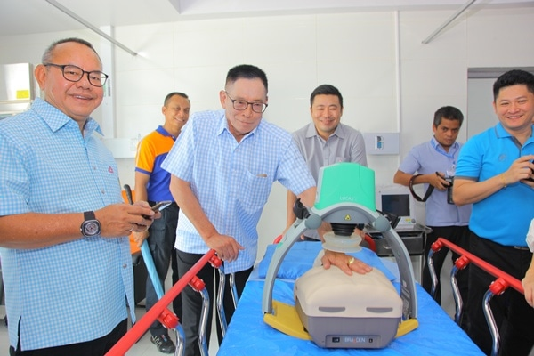 Andaman Hub Medical Network launched in Phang Nga   News by Thaiger