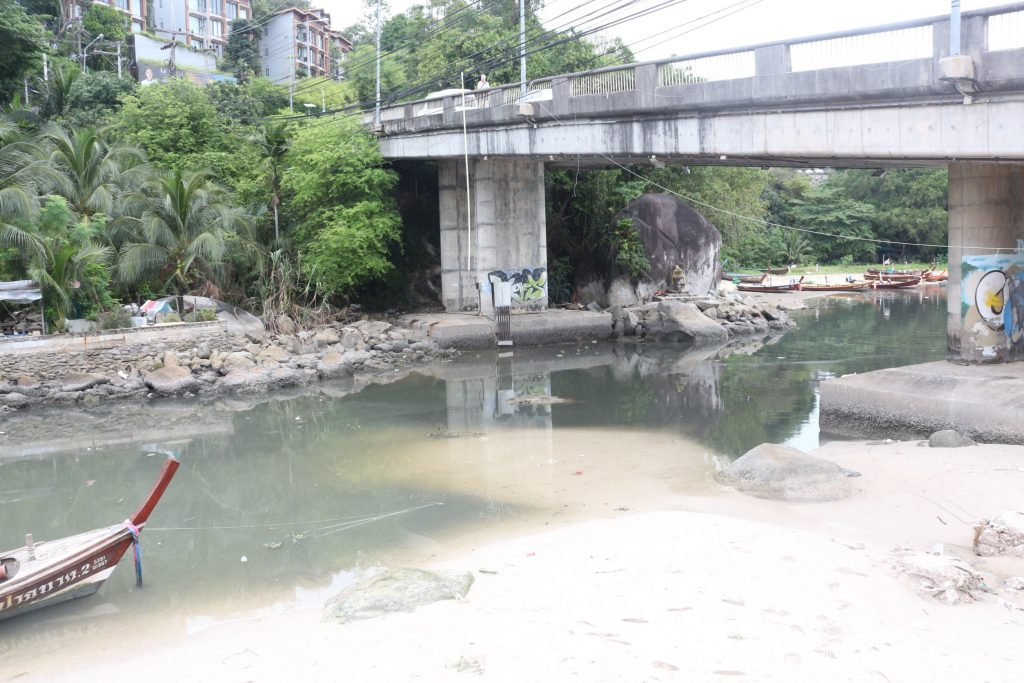 More than 50 Patong operators releasing untreated wastewater   News by Thaiger