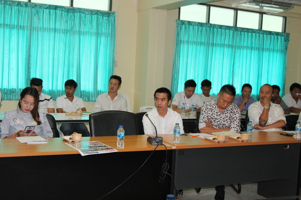 Tour operators called to discuss accident prevention   News by Thaiger