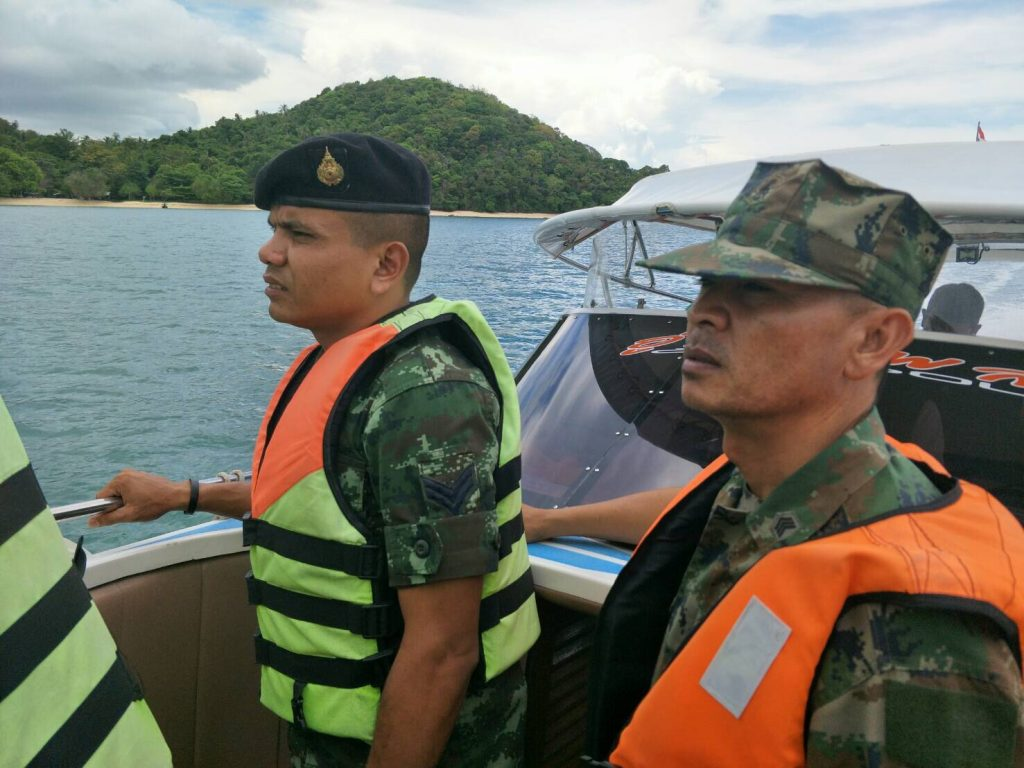 Officials inspect alleged land encroachment in Kamala and Rawai | News by Thaiger