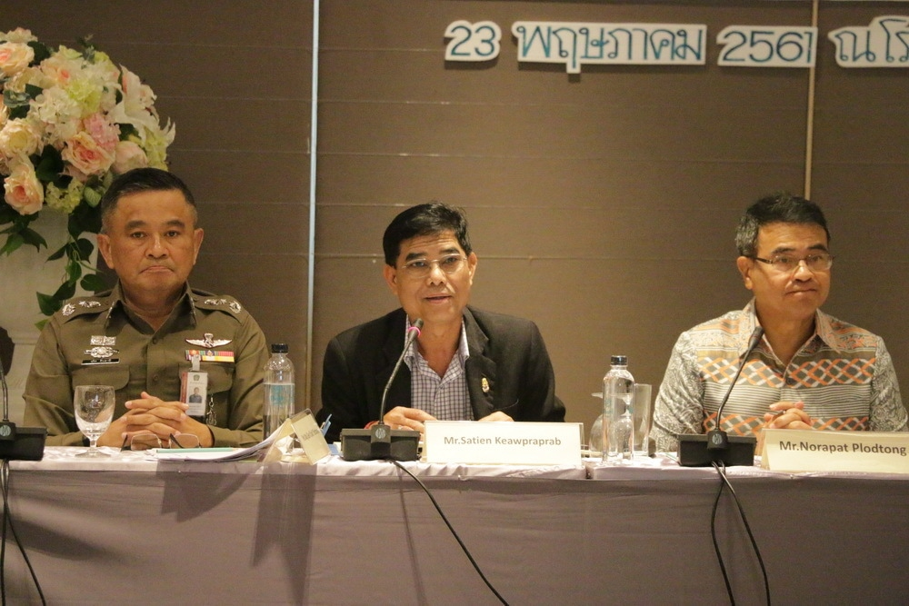Chinese delegation discuss Phuket safety issues | News by Thaiger