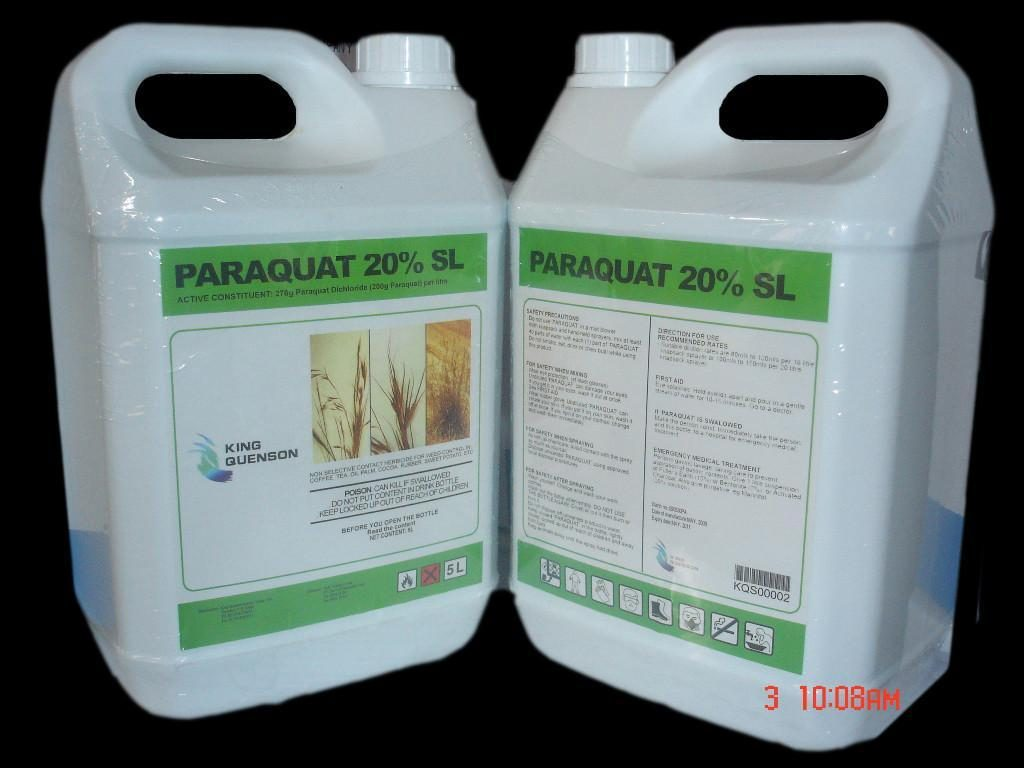Paraquat - Decision to be made about a ban in Thailand this week | News by Thaiger