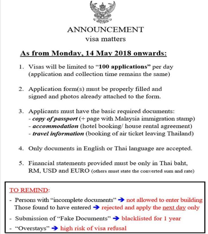 Phuket teacher turned away in Penang applying for visa   News by Thaiger